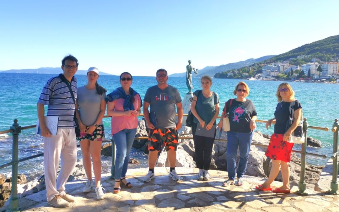 Kongresni ured TZG Opatija domaćin agentima poslovnog turizma na studijskom putovanju u Hrvatsku
