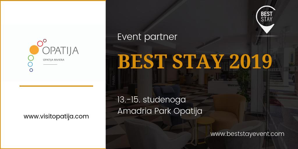 Konferencija Best Stay se vraća u Opatiju
